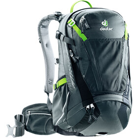 Deuter Trans Alpine 24 Zaino, graphite-black
